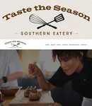Taste The Season Logo - Entry #386