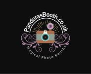 Pandora's Booth Logo - Entry #41
