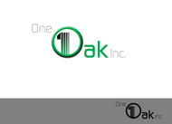 One Oak Inc. Logo - Entry #122