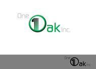One Oak Inc. Logo - Entry #122