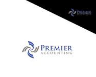Premier Accounting Logo - Entry #135