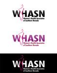 WHASN Women's Health Associates of Southern Nevada Logo - Entry #42