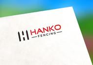Hanko Fencing Logo - Entry #59