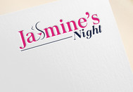Jasmine's Night Logo - Entry #89