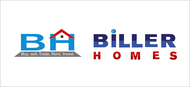 Biller Homes Logo - Entry #158