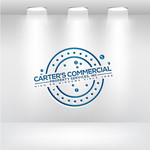 Carter's Commercial Property Services, Inc. Logo - Entry #145