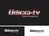 Udicci.tv Logo - Entry #124