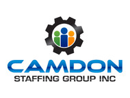 Camdon Staffing Group Inc Logo - Entry #73