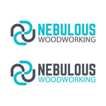 Nebulous Woodworking Logo - Entry #24
