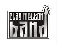 Clay Melton Band Logo - Entry #63