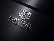 Masters Marine Logo - Entry #456