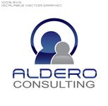 Aldero Consulting Logo - Entry #7