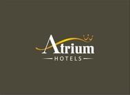 Atrium Hotel Logo - Entry #33