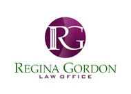 Regina Gordon Law Office  Logo - Entry #96