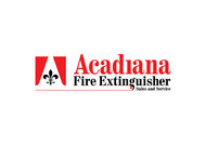 Acadiana Fire Extinguisher Sales and Service Logo - Entry #68