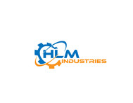 HLM Industries Logo - Entry #80