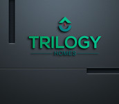TRILOGY HOMES Logo - Entry #324