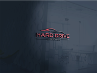 Hard drive garage Logo - Entry #44