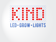 Kind LED Grow Lights Logo - Entry #19