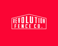 Revolution Fence Co. Logo - Entry #39