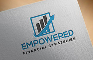 Empowered Financial Strategies Logo - Entry #197