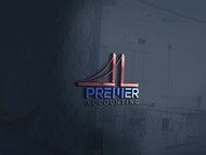 Premier Accounting Logo - Entry #201