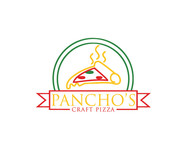 Pancho's Craft Pizza Logo - Entry #77