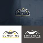 Sunshine Homes Logo - Entry #313