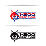 1-800-Roof-Plus Logo - Entry #22