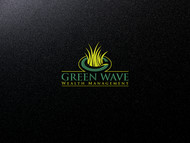 Green Wave Wealth Management Logo - Entry #471