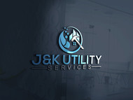 J&K Utility Services Logo - Entry #71