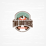 Two Brothers Roadhouse Logo - Entry #164