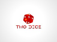 Two Dice Logo - Entry #32