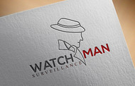 Watchman Surveillance Logo - Entry #293