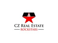 CZ Real Estate Rockstars Logo - Entry #106