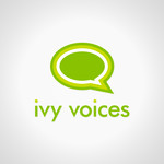Logo for Ivy Voices - Entry #173