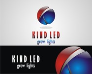 Kind LED Grow Lights Logo - Entry #40