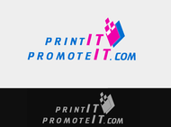 PrintItPromoteIt.com Logo - Entry #137