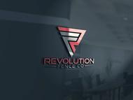 Revolution Fence Co. Logo - Entry #35