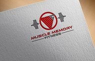 Muscle Memory fitness Logo - Entry #90
