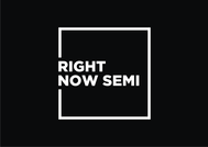 Right Now Semi Logo - Entry #175