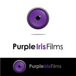 Purple Iris Films Logo - Entry #117