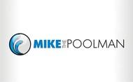 Mike the Poolman  Logo - Entry #133