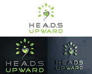H.E.A.D.S. Upward Logo - Entry #39
