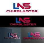 LNS CHIPBLASTER Logo - Entry #10