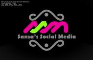 Sasha's Social Media Logo - Entry #59