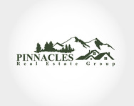 Pinnacles Real Estate Group  Logo - Entry #27