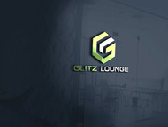 Glitz Lounge Logo - Entry #67