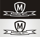 Medieval Metal Logo - Entry #92