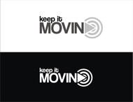 Keep It Movin Logo - Entry #468